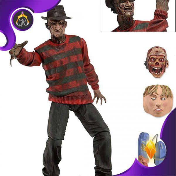 اکشن فیگور Nightmare On Elm Street Ultimate Freddy