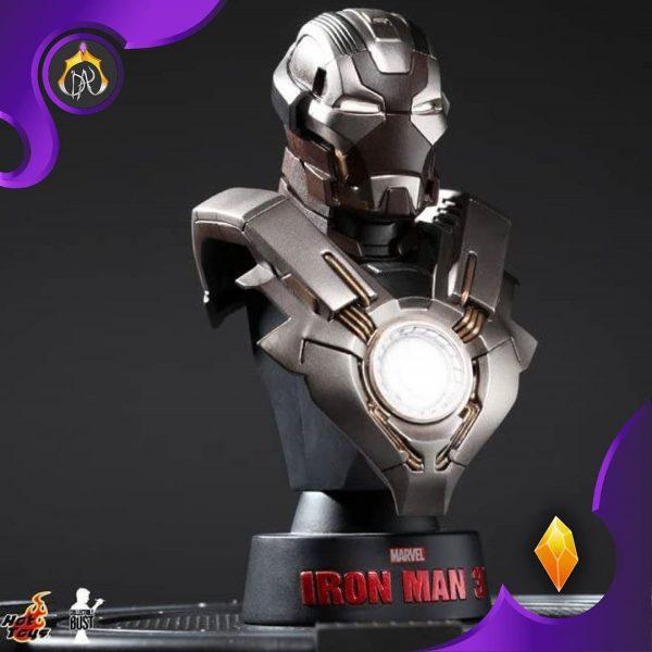 Bust) Iron Man Mark 24)