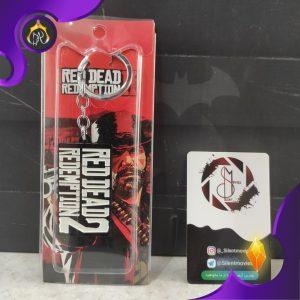 جا کلیدی رپلیکا Red Dead Redemption 2 Logo