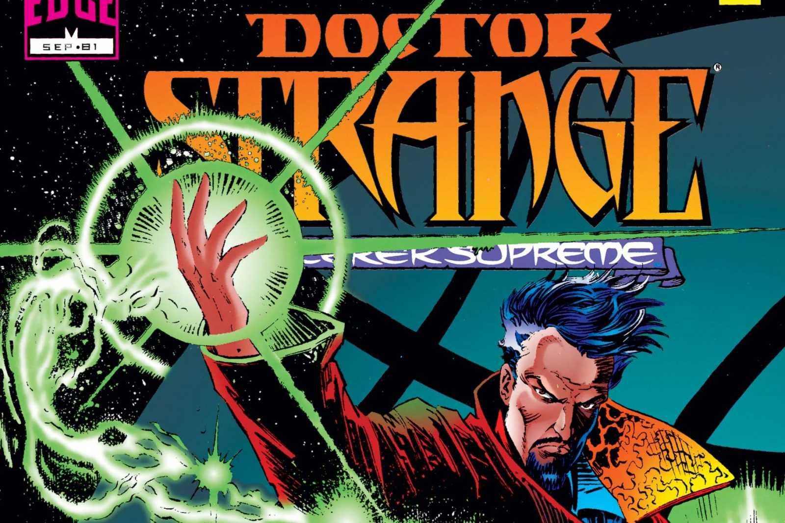 Dr. Strange: The Sorcerer Supreme