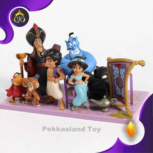 ست فیگور های Aladdin