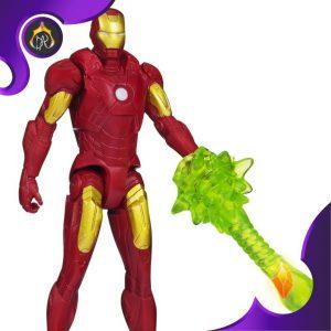 اکشن فیگور Iron Man Shatter Blaster