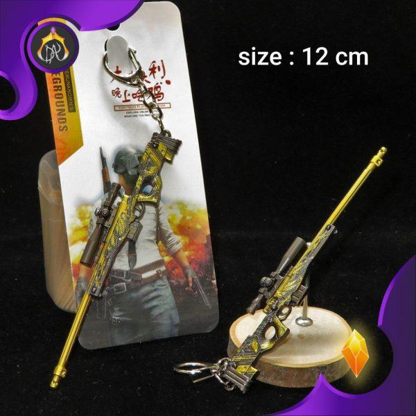 جاکلیدی و رپلیکا گان پابجیHeavy Sniper V2