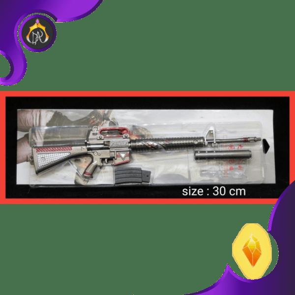 جاکلیدی و رپلیکا گان پابجی M4