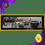 جاکلیدی و رپلیکا گان پابجی Rifle V1