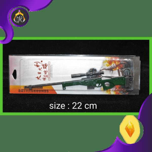 جاکلیدی و رپلیکا گان پابجی Heavy Sniper