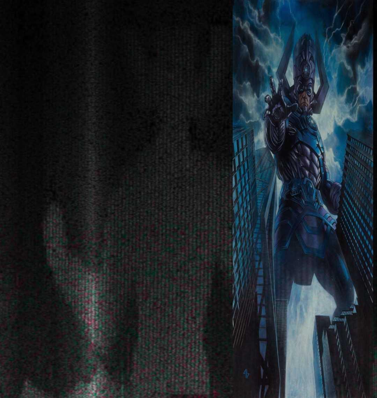 Galactus In Spectrogram