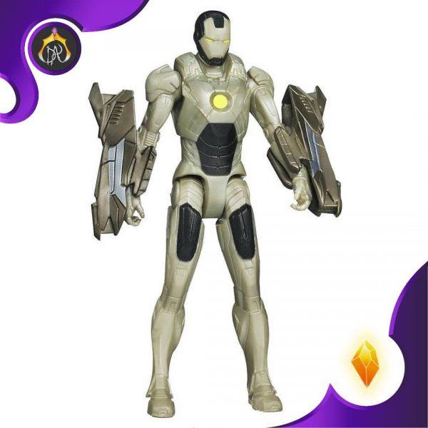 اکشن فیگور Iron Man Ghost Armor