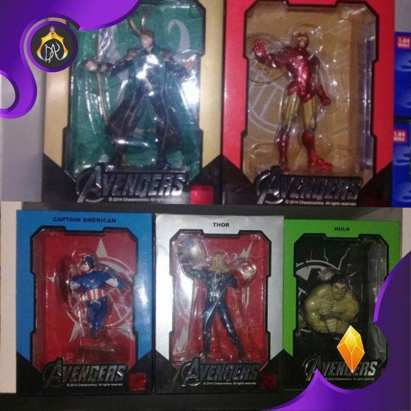 ست فیگور های Avengers