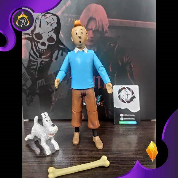 اکشن فیگور Tintin