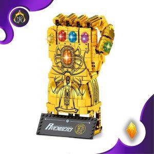 ست لگو Infinity Gauntlet