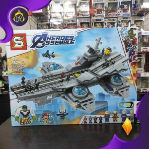 ست سفینه شیلد LEGO Marvel Avengers Endgame Shield Helicarrier