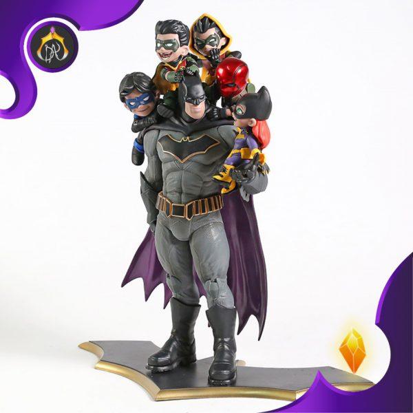 مجسمه Batman Family Q-Master