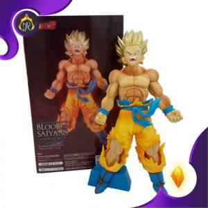 Son Goku - Blood of Saiyans