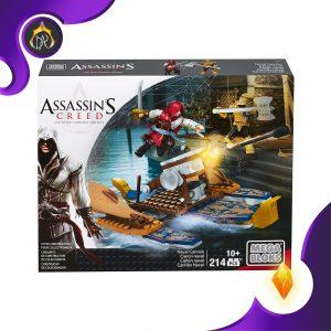 ست ساختنی Assassin's Creed Collector Construction sets