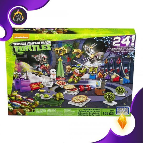 ست ساختنی Teenage Mutant Ninja Turtles