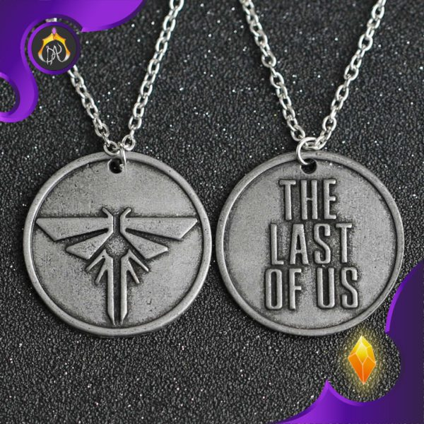 The Last of Us Firefly Dog Tag