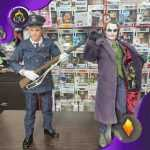The Dark Knight Hot Toys Dx-01 The Joker 1/6 Scale