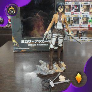 مجسمه Mikasa Ackerman