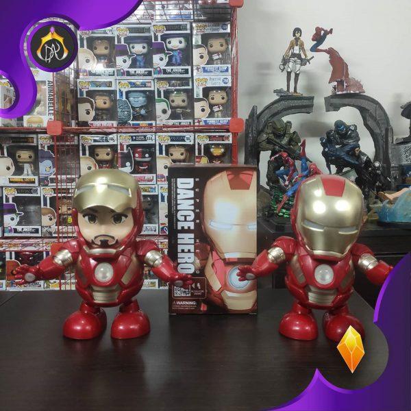 روبات Iron Man