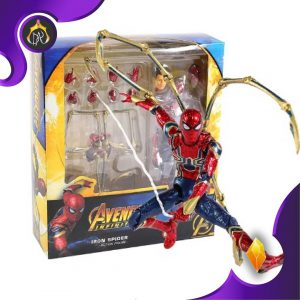 اکشن فیگور Iron Spider (Spider Man)
