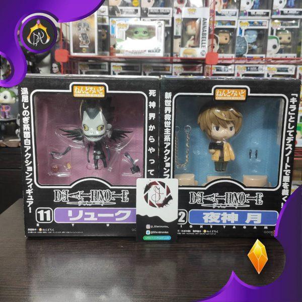 اکشن فیگور Ryuk Nendoroid 1.0 Death Note Light Yagami Nendoroid 1.0 Death Note