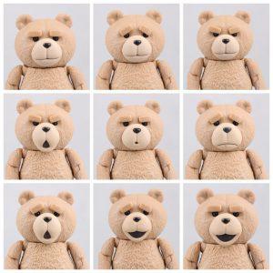 اکشن فیگور Ted 2