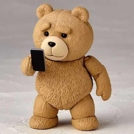 اکشن فیگور Ted 10