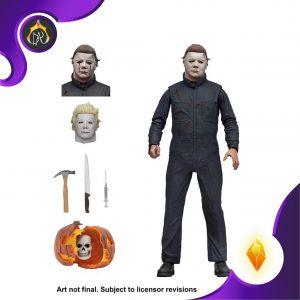 اکشن فیگور Halloween Michael Myers