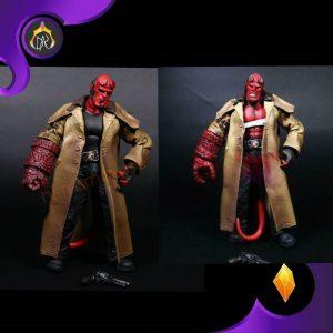 اکشن فیگور Hellboy