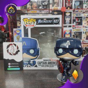 فانکو پاپ Captain America کاپیتان آمریکا