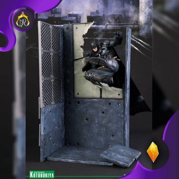 صحنه دایوراما Batman Arkham Knight بتمن
