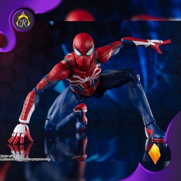 اکشن فیگور Spider-Man Advanced Suit