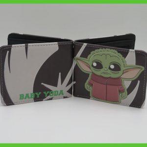 کیف پول طرح Baby Yoda