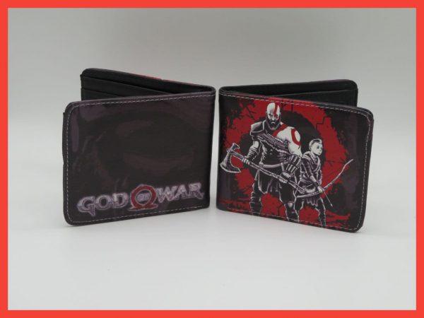 کیف پول طرح God of War مدل یک