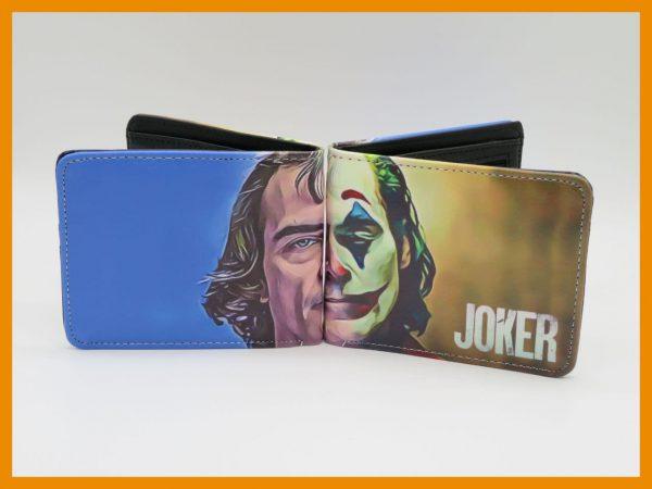 کیف پول طرح Joker 2019 مدل پنجم