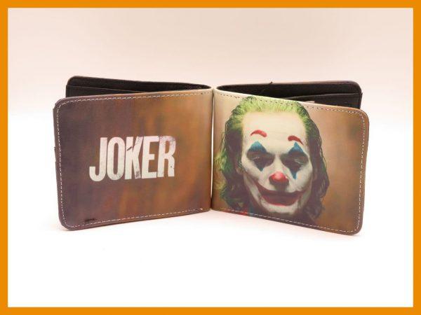 کیف پول طرح Joker 2019 مدل ششم