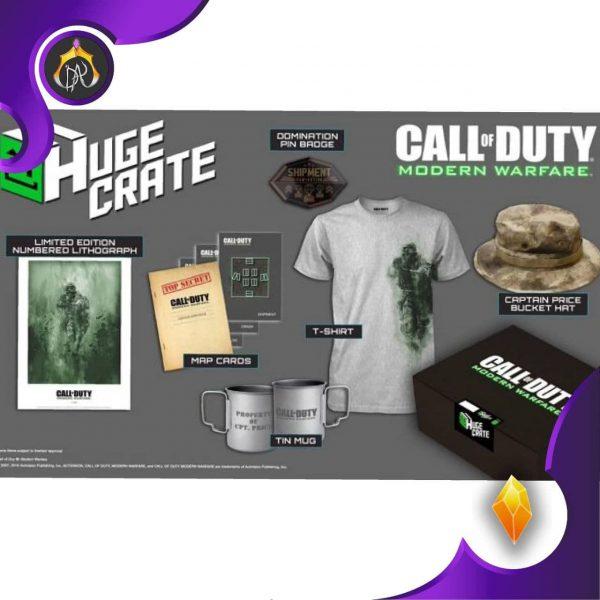 پکیج وسایل Call of Duty Modern Warfare
