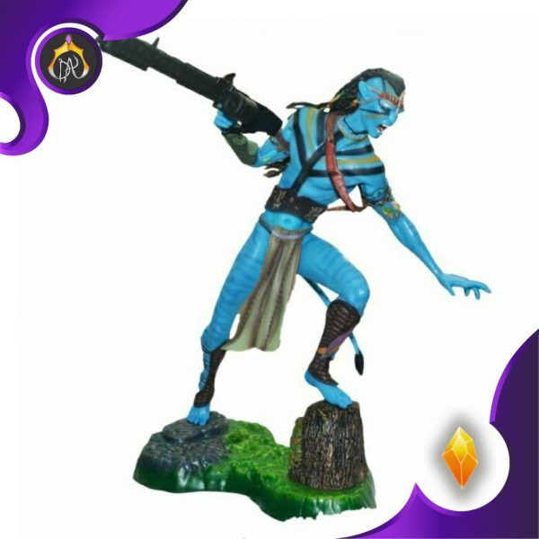 ست مجسمه های Avatar آواتار