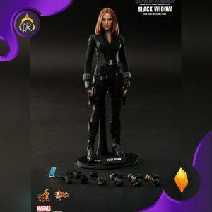 اکشن فیگور Black Widow بلک ویدو Ca : CW