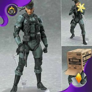 اکشن فیگور Metal Gear Solid 2 Snake