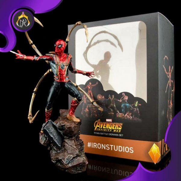 مجسمه Iron Spider آیرون اسپایدر