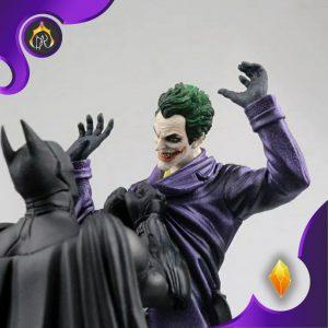 🎎 مجسمه Batman Vs Joker جوکر