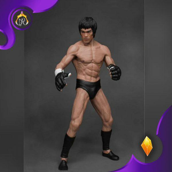 مجسمه Bruce Lee بروسلی