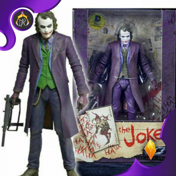 اکشن فیگور Joker Heath Ledger جوکر