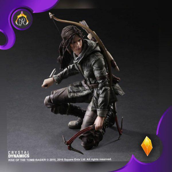 اکشن فیگور Lara Croft تام رایدر