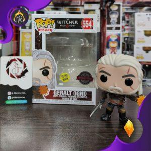 فانکو پاپ Geralt گرالت