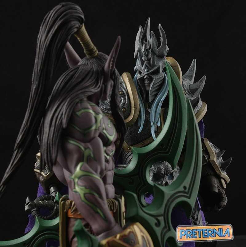 اکشن فیگور Arthas The Lich King آرتاس