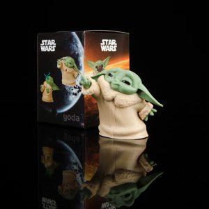 فیگور Baby Yoda بیبی یودا 6