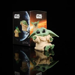 فیگور Baby Yoda بیبی یودا 1